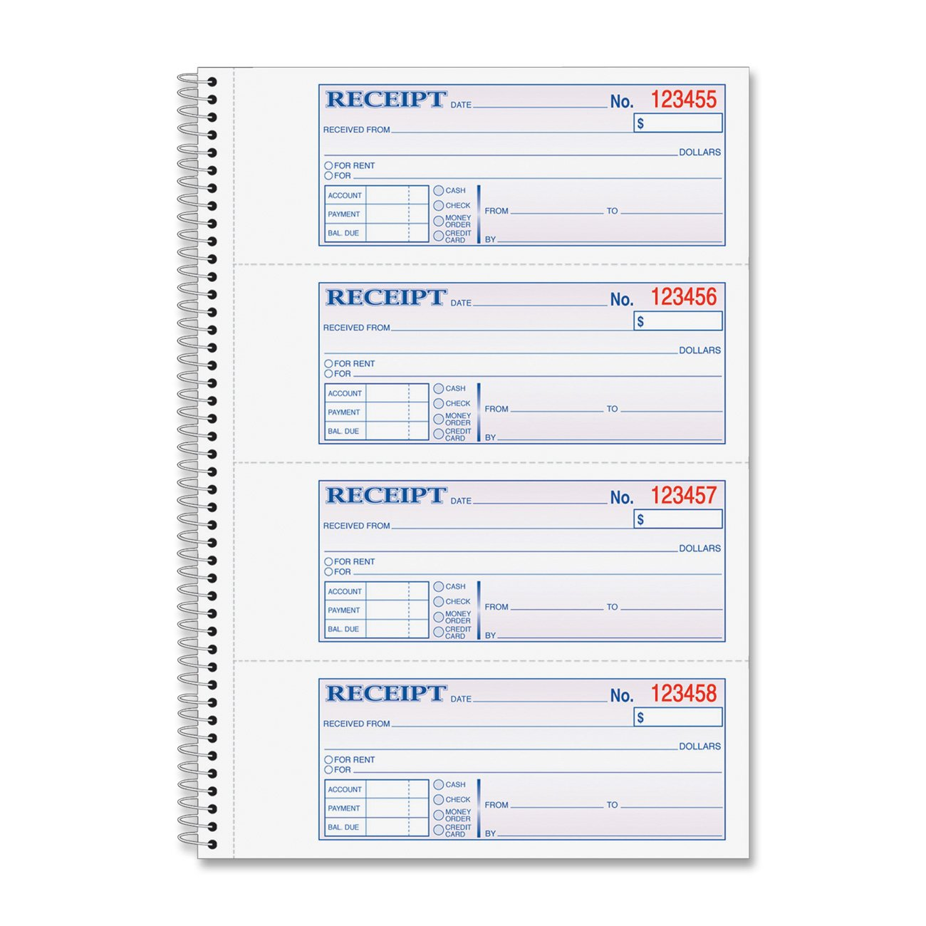 Doc25503300 Home Rental Receipt Rent Receipt 72 More Docs – Printable Rental Receipts