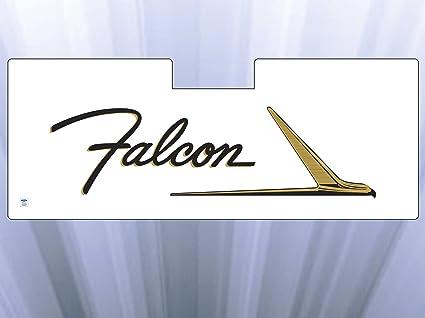 Amazon com: Scott Drake ACC-700-FALCON Sun Shade for Ford