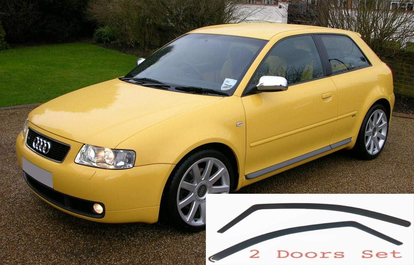 Kelebihan Audi S3 2003 Spesifikasi