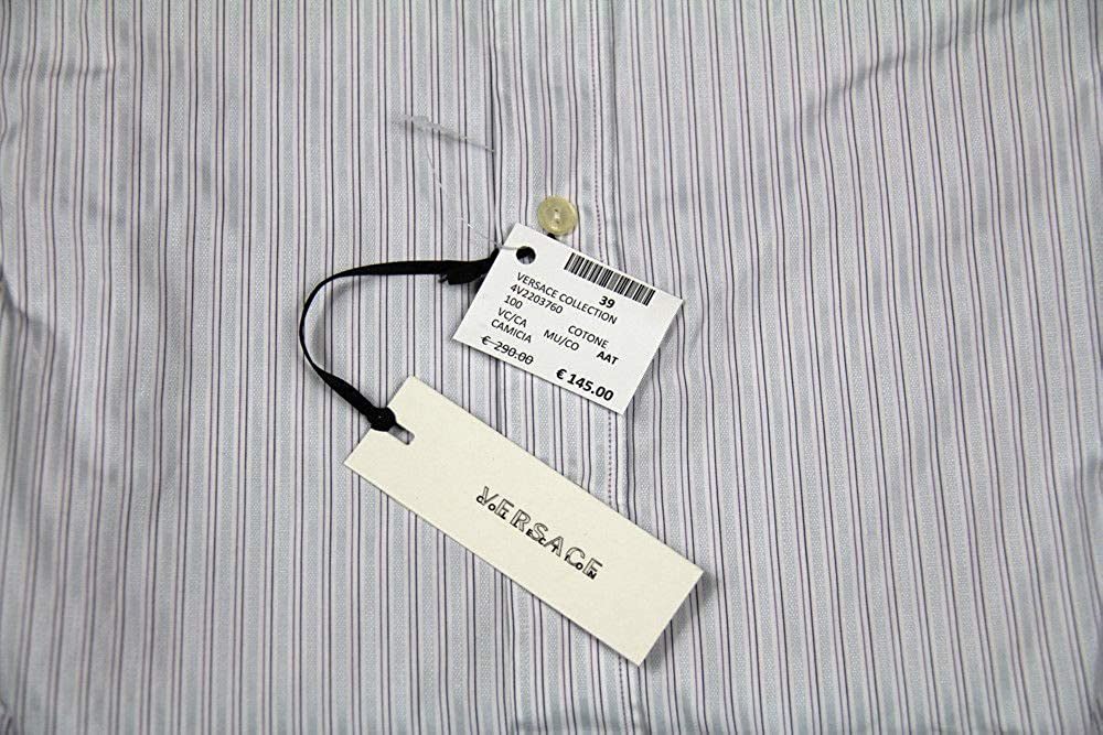 Versace Collection Trend FIT Mens Shirt Size 39//15 /½