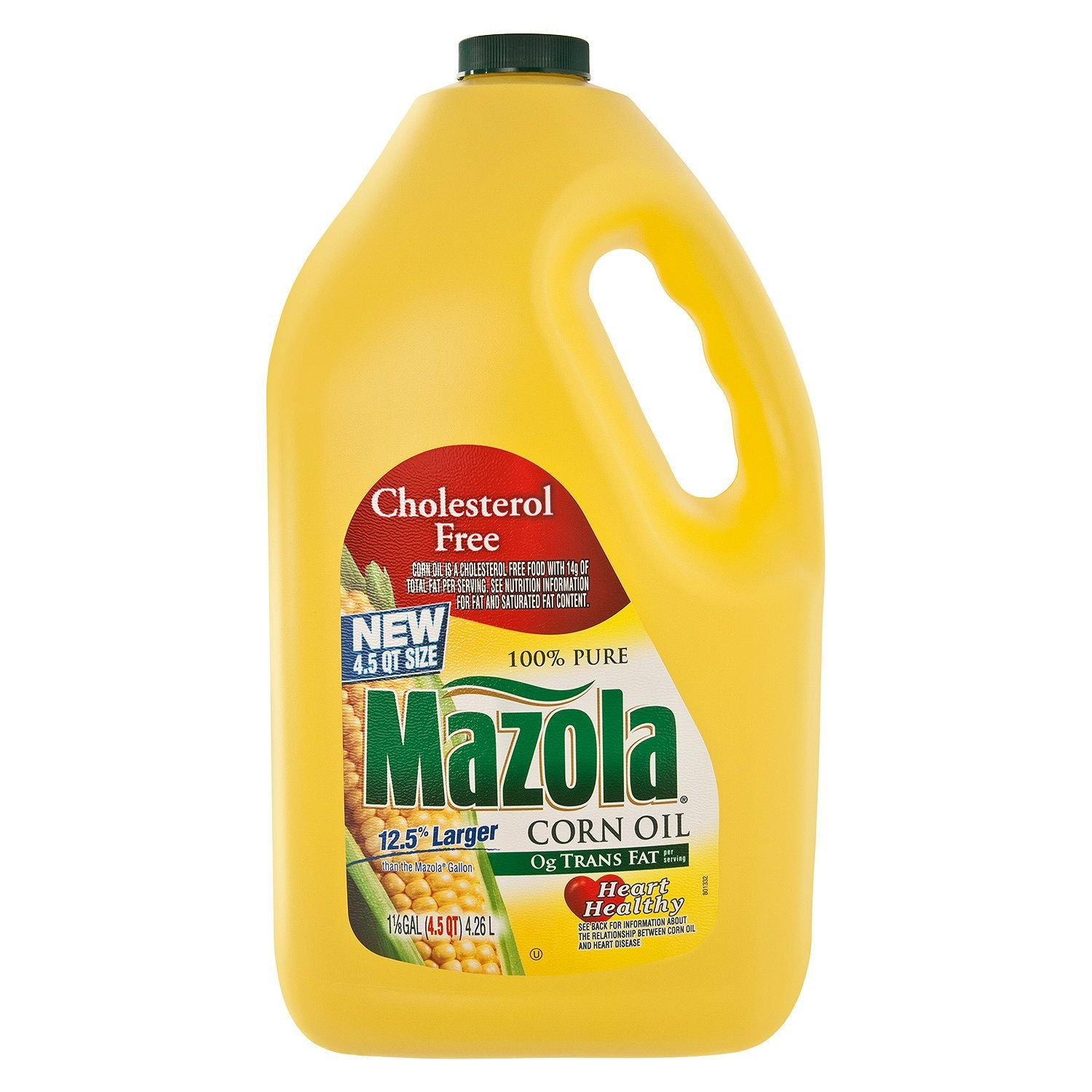 Mazola Corn Oil 4.5 qt. (pack of 4) A1