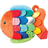 Melissa & Doug Flip Fish Soft Baby Toy