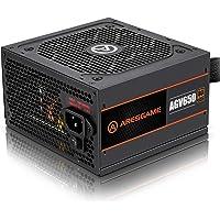 ARESGAME Power Supply 650W 80+ Bronze Certified PSU