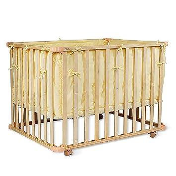 dibea BB00441, Cama de bebé (90x60 cm), Cuna móvil, con ...