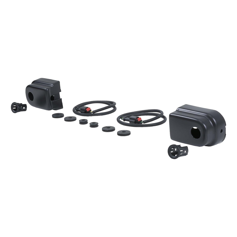 LUVERNE 390200 2 Inch Tubular Brush Guard Parking Sensor Relocation Kit Luverne Truck Equipment