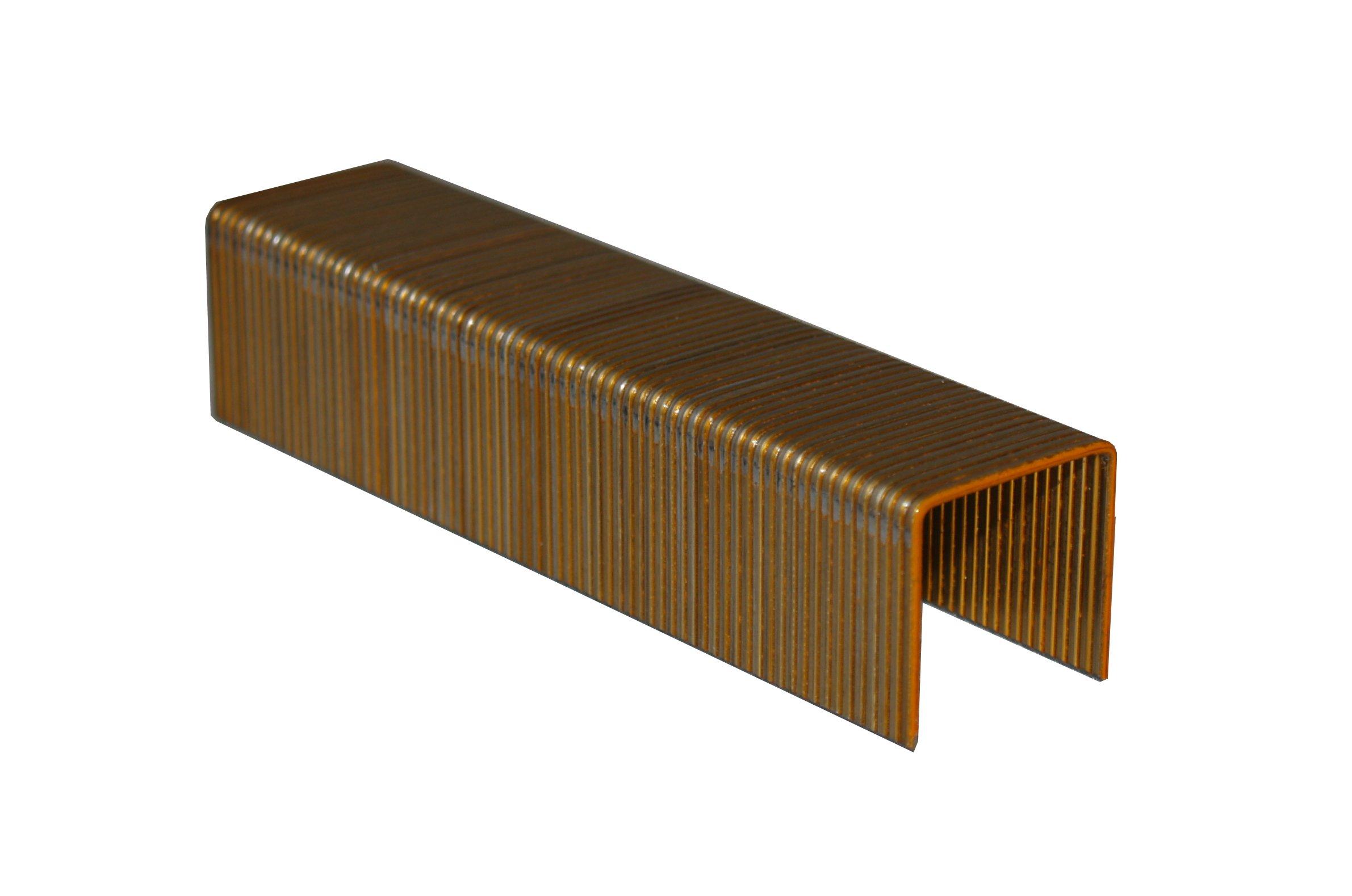 Spot Nails 3608PG-10M 1-Inch 16-Gauge Galvanized Wide Crown Senco-Hitachi Style Staples, 10000-Count, 1-Inch Leg by Spot Nails