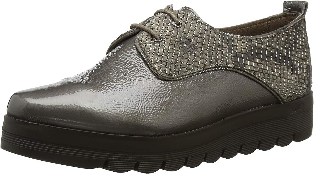 24 HORAS 23830, Zapatos de Cordones Oxford para Mujer