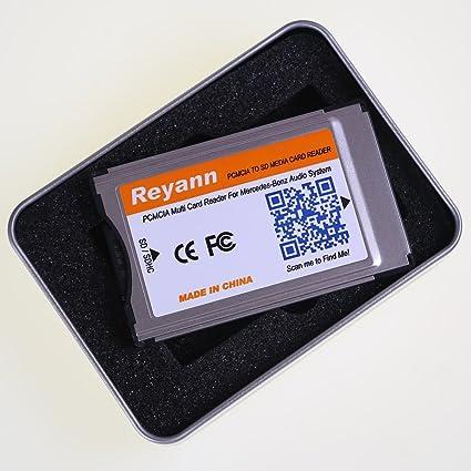 Adaptador De Tarjeta PCMCIA a SD / SDHC Para Soporte De Audio MP3 ...