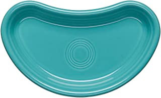 product image for Homer Laughlin Bistro Crescent Plate Turquoise