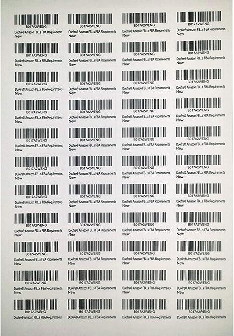 Amazon.com: Etiquetas autoadhesivas de envío de Logística de ...