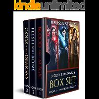 Blood and Darkness Box Set: Books 1 - 3 & Bonus Sneak Peek
