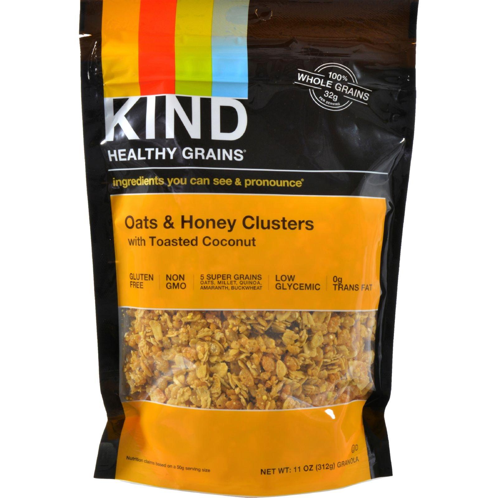 Kind Healthy Grains oats