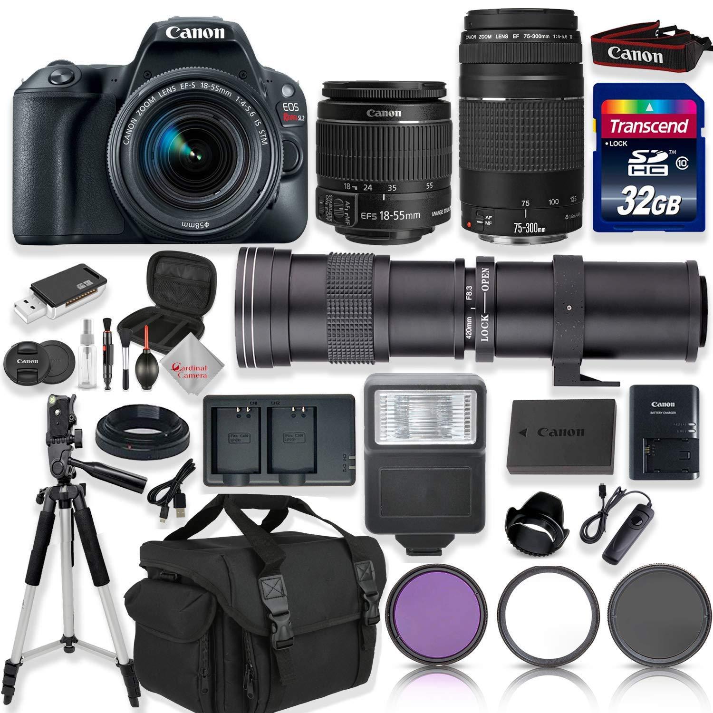 Canon EOS Rebel SL2 / EOS 200D