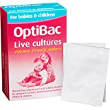 OptiBac Probiotics For babies & children - Pack of 30 Sachets