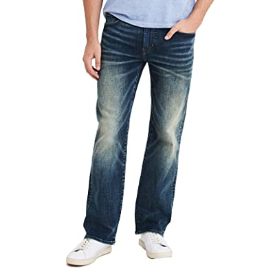 American Eagle Mens 4422992 Ne(X) t Level Original Bootcut Jean, Tinted Medium (30x34) at Men's Clothing store