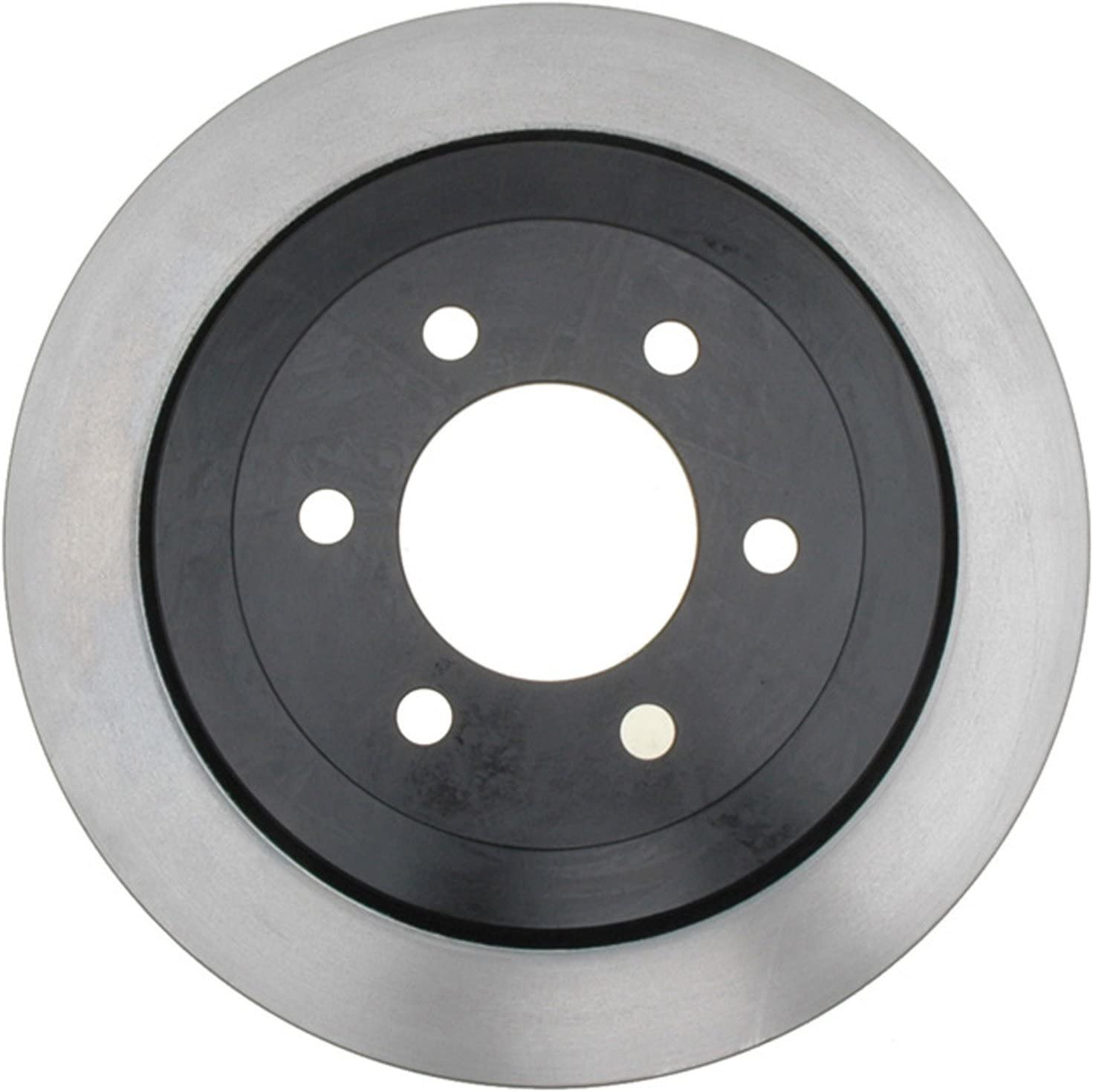ACDelco 18A2364A Advantage Non-Coated Front Disc Brake Rotor