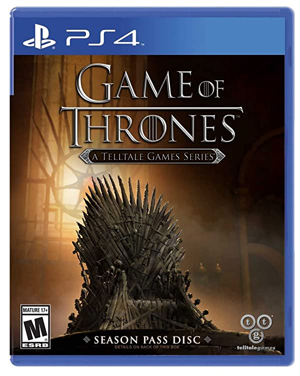 Game of Thrones - A Telltale Games Series - PlayStation 4 (Color: Original Version)