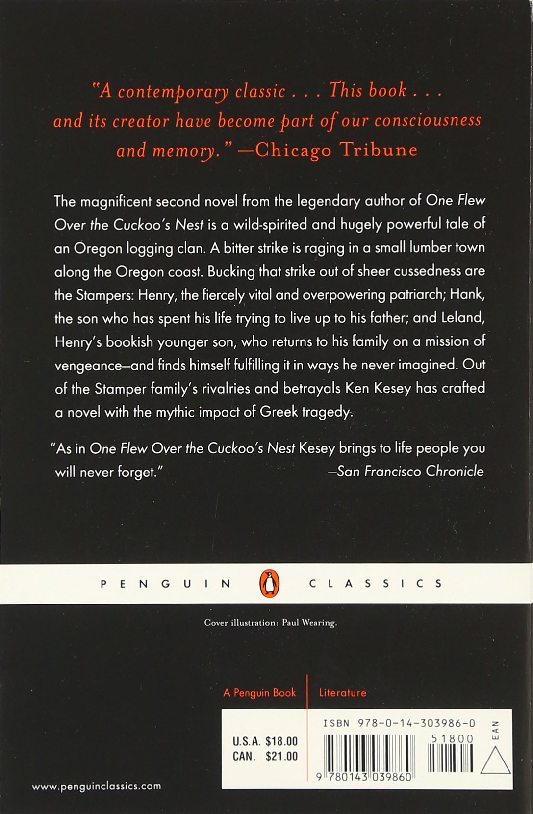 Amazon sometimes a great notion penguin classics amazon sometimes a great notion penguin classics 9780143039860 ken kesey charles bowden books fandeluxe Image collections