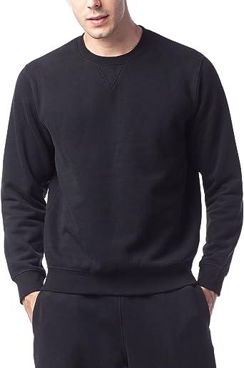 sweatshirt homme sans capuche