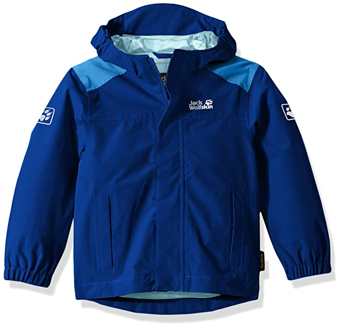 Amazon.com: Jack Wolfskin Oak Creek - Chaqueta impermeable ...