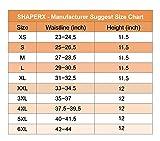 SHAPERX Women's 25 Steel Boned Latex Waist Trainer