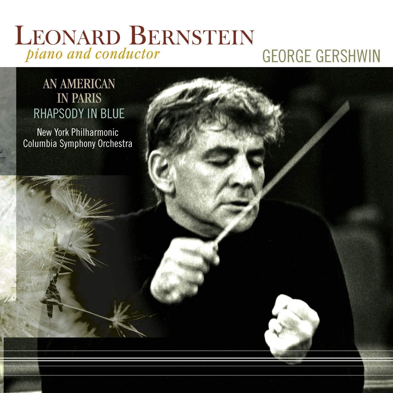 Vinilo : Bernstein Leonard - American in Paris / Rhapsody in