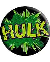 "Hulk Logo - Marvel Comics - Pinback Button 1.5"""