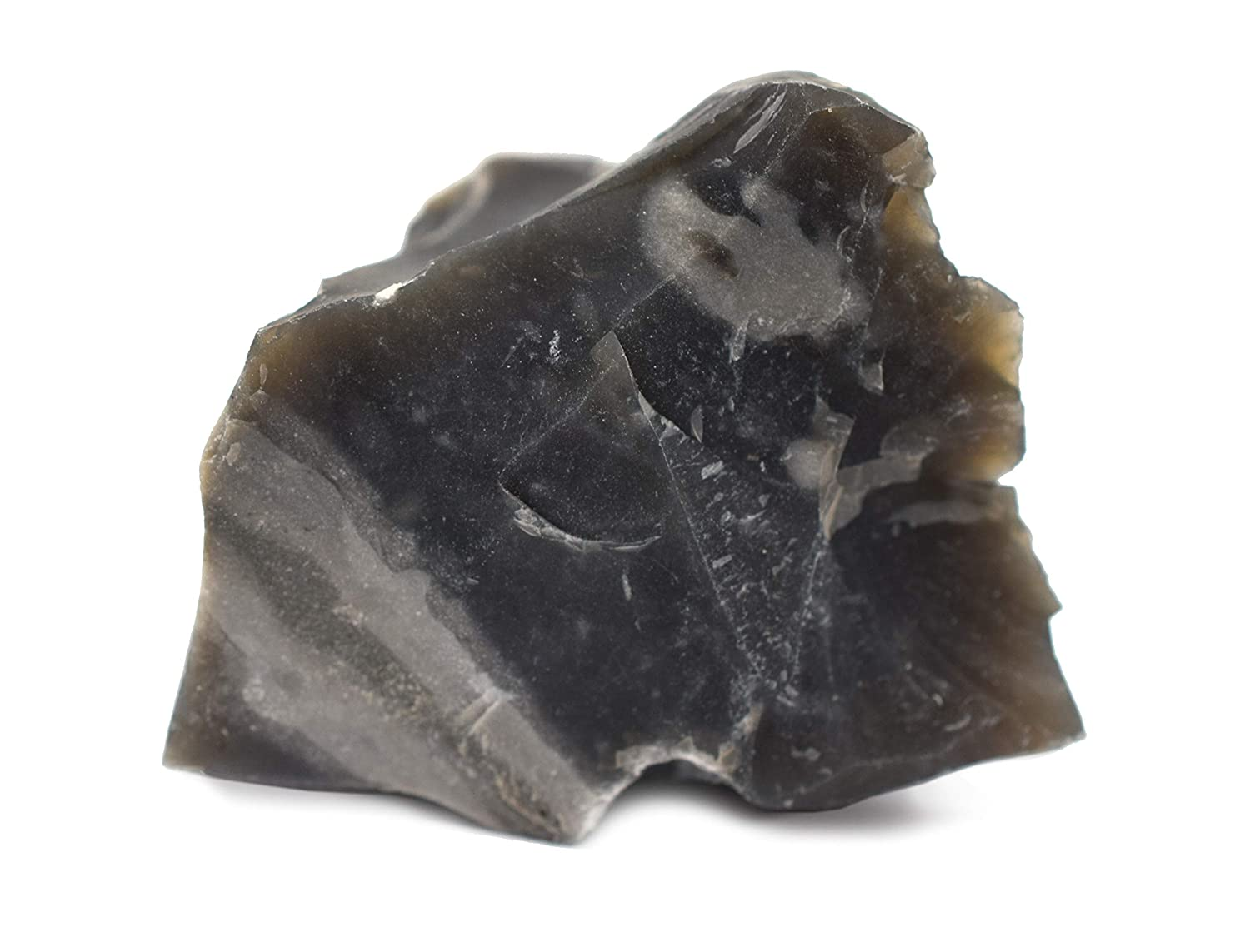 Mineral Specimen Eisco Labs 1 Raw Chert Geologist Selected /& Hand Processed Approx Great for Science Classrooms