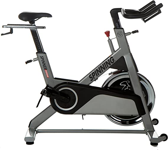 Spinning Bike® Spinner® Edge, Metallic Silver, 6979, Bicicleta ...