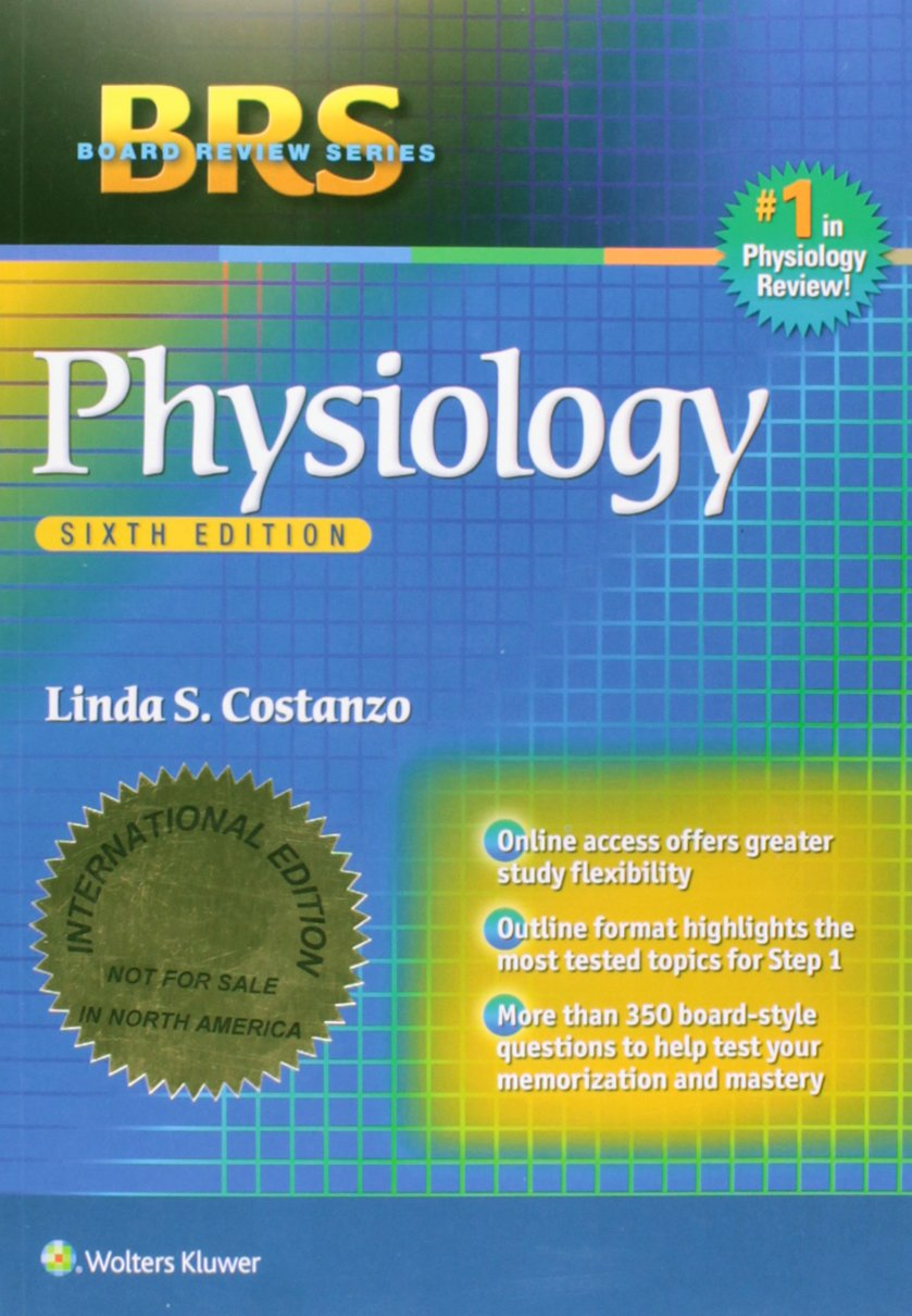 BRS Physiology (Board Review Series): Amazon.co.uk: Linda S ...