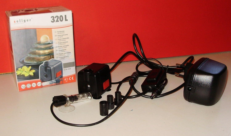 Seliger Pompe 320 l/h 320L