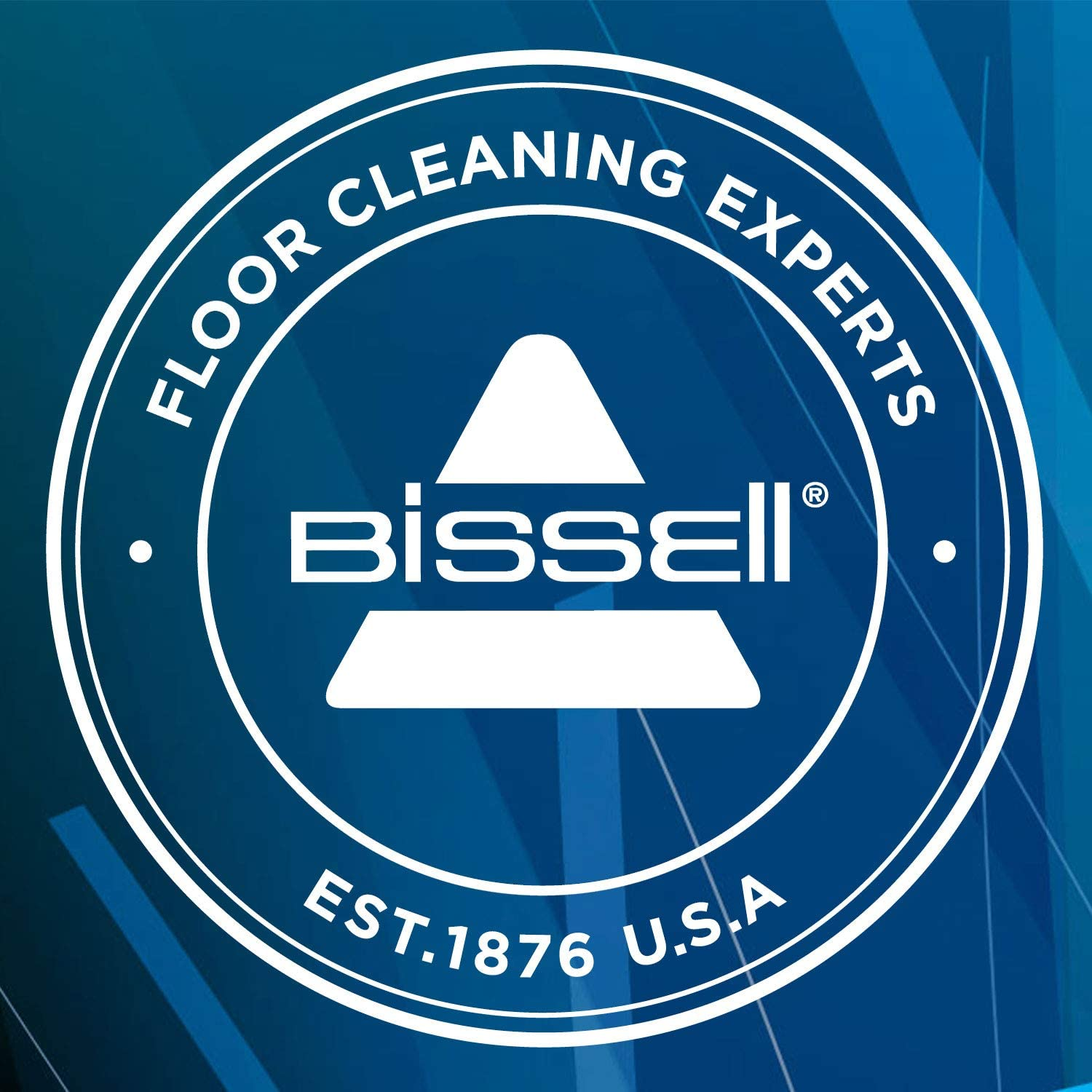 Bissell Demineralised Water Citrus for All Steam Cleaners Citrus Blue White