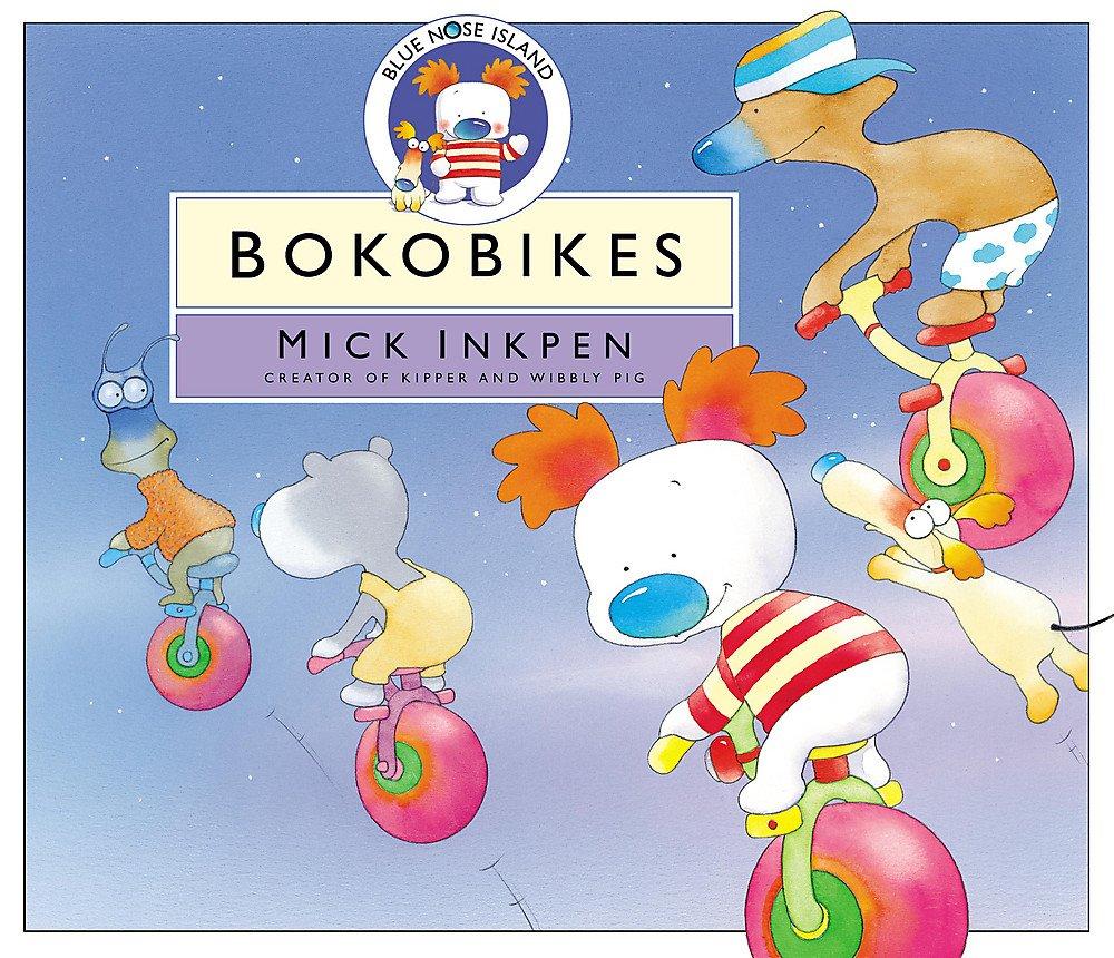 Bokobikes (Blue Nose Island) pdf epub