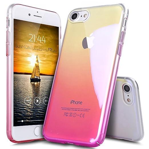 Funda iPhone 6S,Funda iPhone 6,Carcasa iPhone 6S/6,ikasus Funda protectora de silicona transparente para iPhone 6/6 (4,7 pulgadas) antigolpes, ...