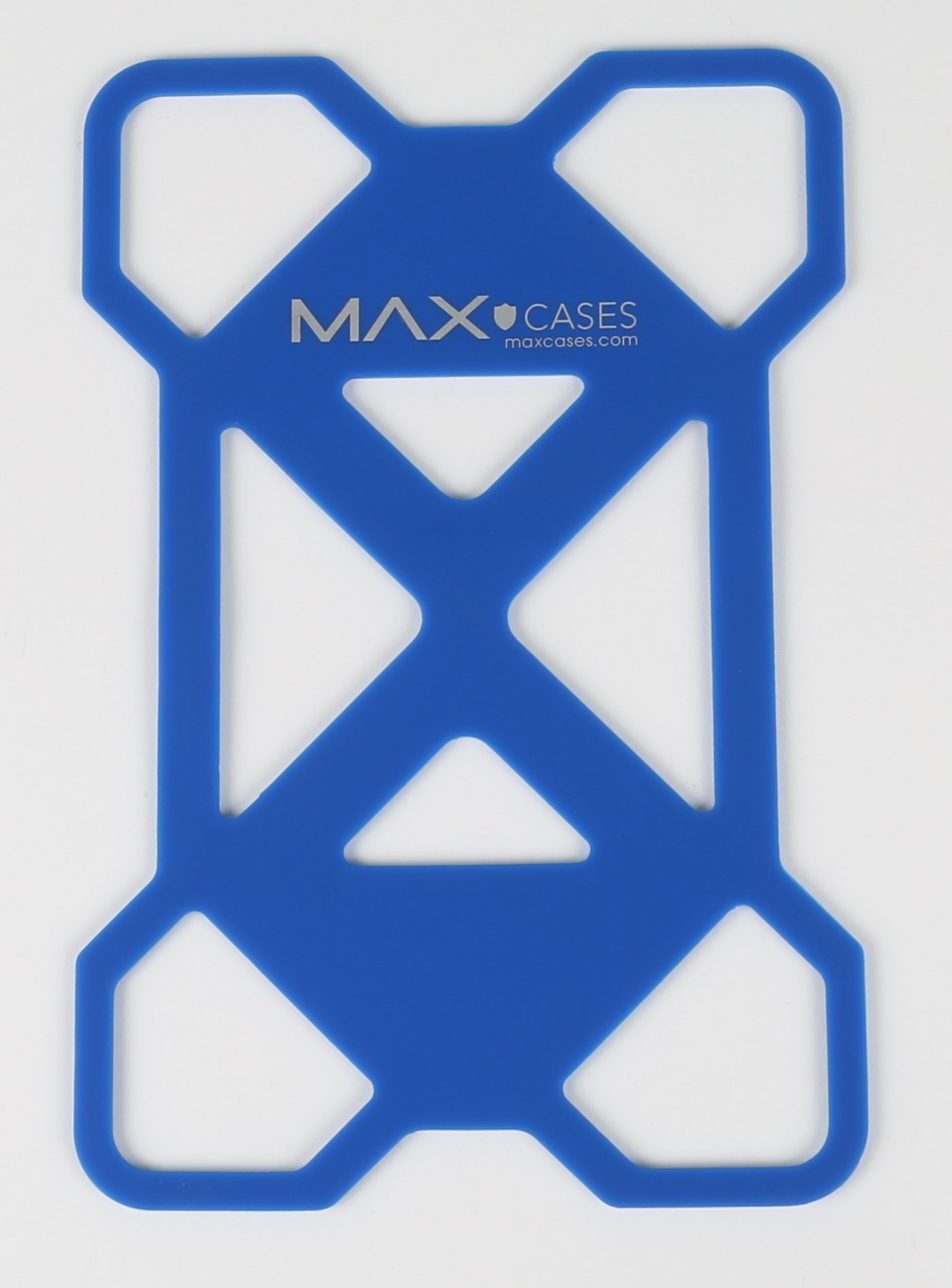 MAX Cases XBAND 11 inch Universal iPad and Tablet Hand Strap, Hand held - Blue