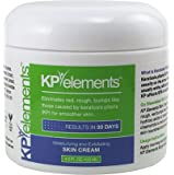 KP Elements Keratosis Pilaris Treatment Cream - Keratosis Pilaris Cream for Arms and Thighs - Clear up Red Bumps Today by Combining Our KP Cream and Body Scrub (1)