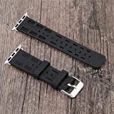 YJYDADA Silicone Replacement Bracelet Strap Band