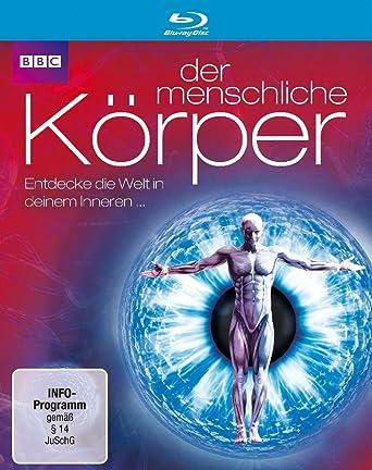 Der menschliche Körper - Entdecke die Welt in deinem Inneren Blu-ray ...