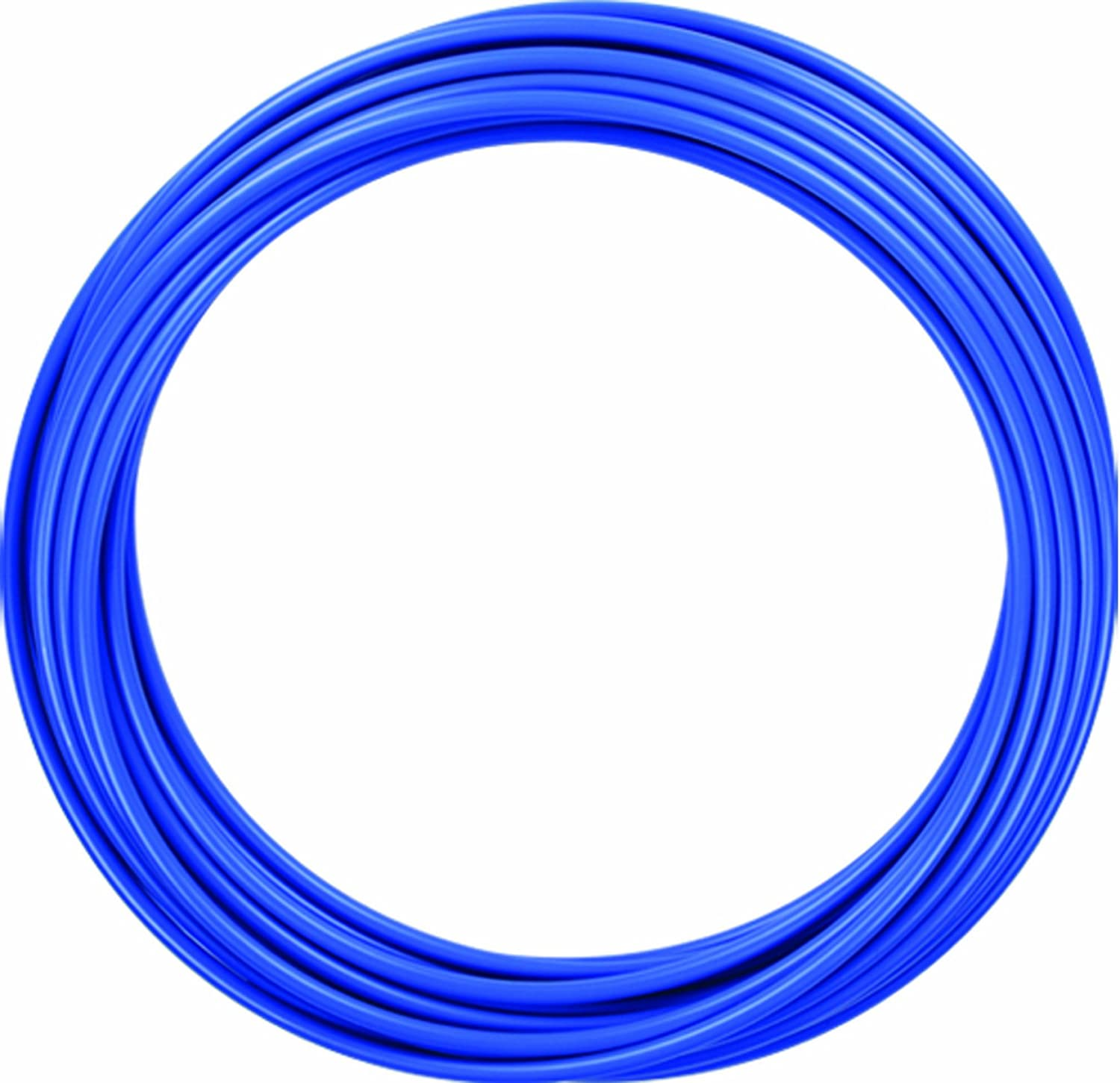 Viega 32641 PureFlow Zero Lead ViegaPEX Tubing with Ultra Blue Coil of Length 3//4-Inch by 100-Feet