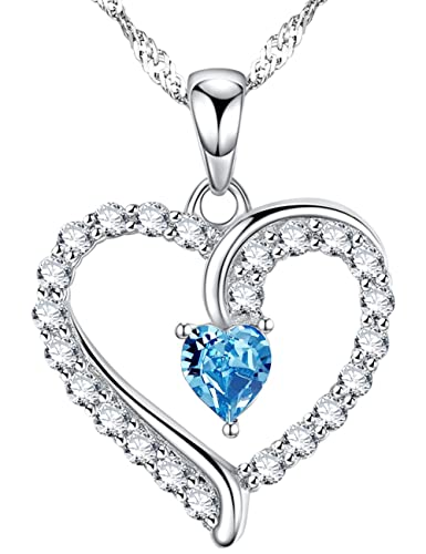 Amazon you are the only one in my heart love heart blue quot you are the only one in my heart quot love heart blue topaz aloadofball Choice Image