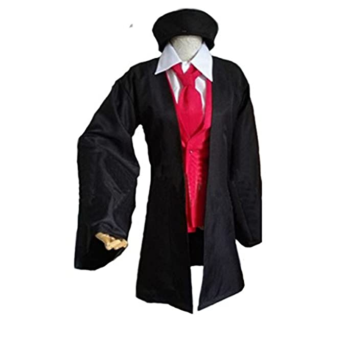 Amazon.com: vicwin-one Anime Norway traje Cosplay disfraz de ...