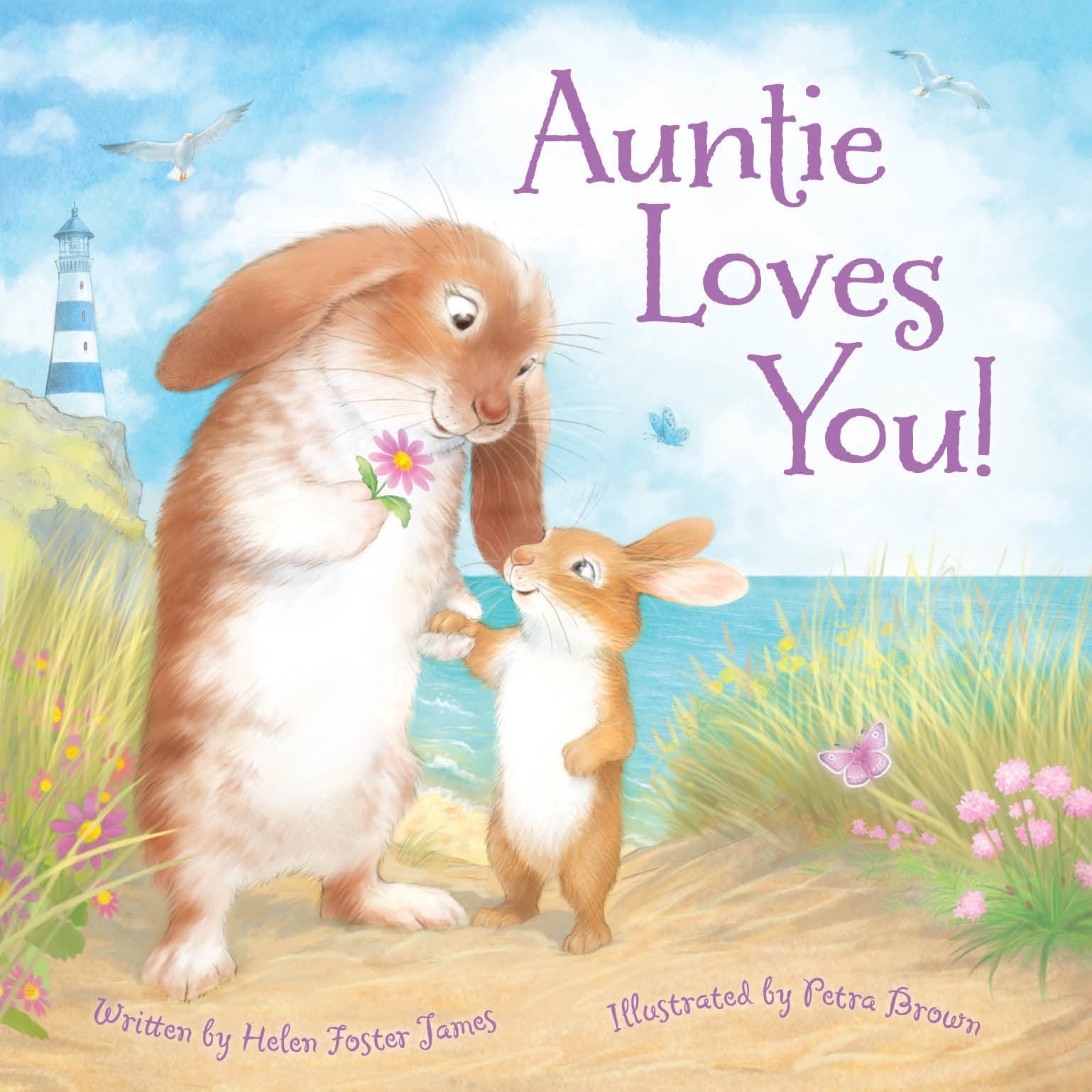 Auntie Loves Helen Foster James product image