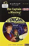 Cahier de vacances  - Enigmes vacances The captain is missing !