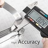 KiWAV 25 blade steel metric millimeter feeler gauge set