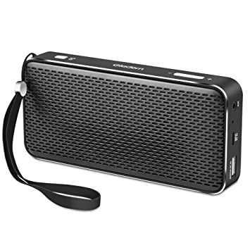 Review Gladorn Bluetooth Speaker Pocket