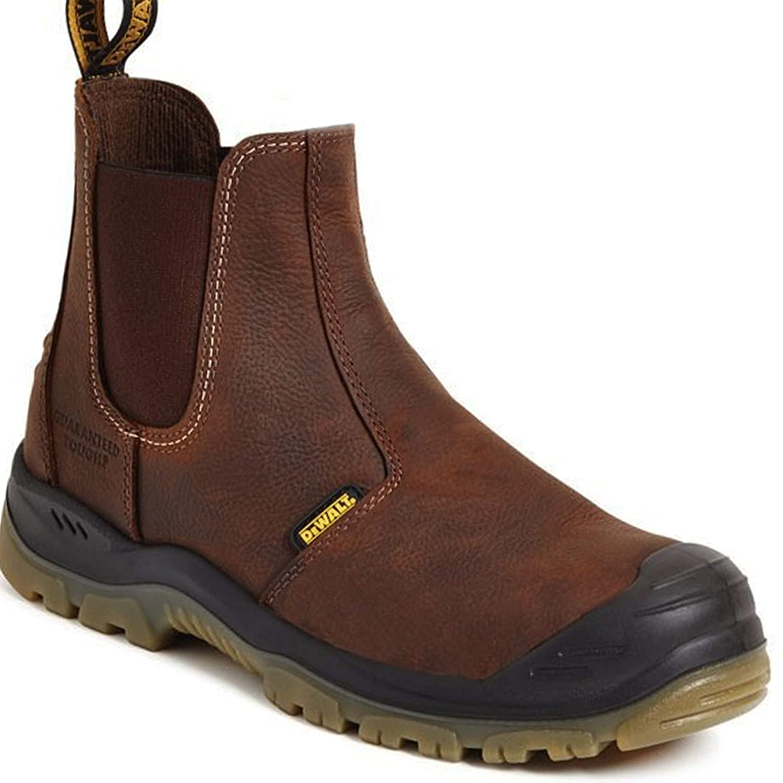 566eec867f8 DEWALT Nitrogen Mens S3 Dealer Pull On Ankle Steel Toe Boots