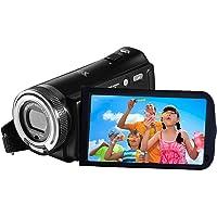 "Camcorder Video Camera Full HD 1080P 20.0MP Digital Camera 16X Zoom Vlogging Camera 3.0"" TFT LCD Screen Night Vision with Remote Control"