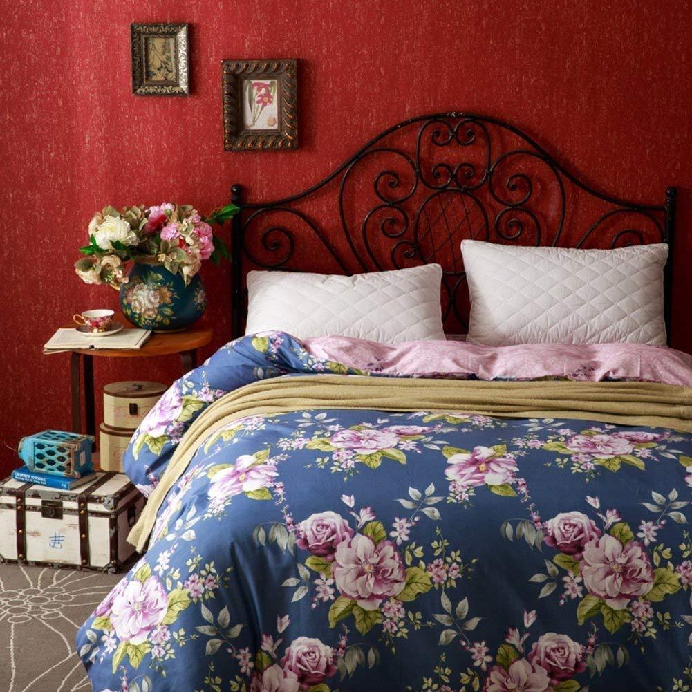 Yunyilian ベッドの裏地の綿のキルトカバーシングルピースカバー、シングルダブルベッドの項目 (Color : 220*240cm(87x94inch), サイズ : Q) B07SVTZ438 220*240cm(87x94inch) Q