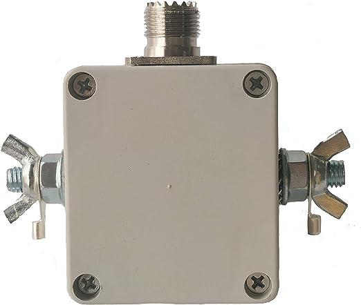 Ham Equipment NXO-100 - Kit de Radio balun de 1 a 30 MHz con Antena de Radio Amateur