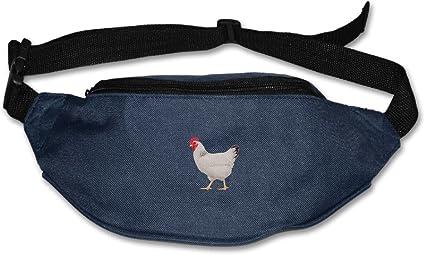Yahui Graceful Walking Chicken Waist Bag Fanny Pack//Hip Pack Bum Bag For